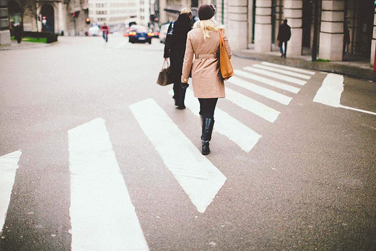 7 consejos de seguridad al salir a la calle